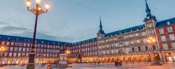 madrid_plaza mayor